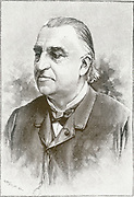'Jean-Martin Charcot (1825-1893) French neurologist, pathologist, and psychologist, a pioneer of neurology who worked at theSalpetriere Hospital, Paris for 33 years.'