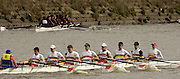 Chiswick, LONDON, ENGLAND, 25.03.2006, Tideway Scullers School, TSS, start the 2006 Head of the River Race. Mortlake to Putney. © Peter Spurrier/Intersport-images.com. 2006 Men's Head of the River Race, Rowing Course: River Thames, Championship course, Putney to Mortlake 4.25 Miles 2006 Men's Head of the River Race, Rowing Course: River Thames, Championship course, Putney to Mortlake 4.25 Miles