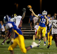 Wooster vs Madison Football 2012