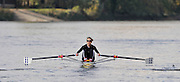 London GREAT BRITAIN,  Wingfield Sculls raced over the Championship Course, Women's Race, winner Sophie HOSKING,  Putney to Chiswick, River Thames, [Photo, Peter Spurrier/Intersport-images] .. Rowing Course: River Thames, Championship course, Putney to Mortlake 4.25 Miles,