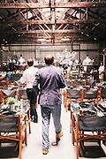 Tom Parker-Bowles strolls inot Never Ending Summer restaurant, Bangkok