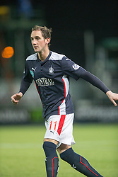 Falkirk's Mark Kerr. Falkirk 1 v 1 Rangers, Scottish Championship game played 27/2/2014 at The Falkirk Stadium .