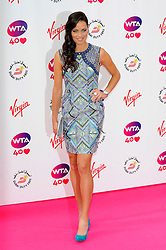 Wimbledon Party<br /> Ana Ivanovic attends the annual pre-Wimbledon party at Kensington Roof Gardens,<br /> London, United Kingdom<br /> Thursday, 20th June 2013<br /> Picture by Chris  Joseph / i-Images
