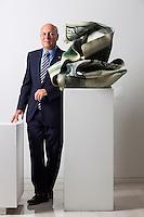 Manolo Sanchez, CEO of BBVA North America, Monday,  Oct. 27, 2014 in Houston.