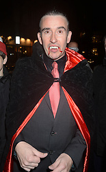 Pictured is Steve Coogan. Celebrity guests arrive at the UNICEF Halloween ball at One Mayfair, London, United Kingdom. Thursday, 31st October 2013. Picture by Ben Stevens / i-Images