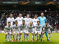 FOOTBALL: Team of FC København before the UEFA Europa League Group F match between FC København and FC Lokomotiv Moskva at Parken Stadium, Copenhagen, Denmark on September 14, 2017. Photo: Claus Birch