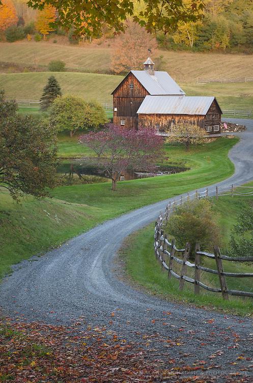 Sleepy Hollow Farm, Woodstock Vermnont