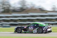 #42 Rick Parfitt Jr/Tom Oliphant - Century Motorsport, Ginetta G55 GT4 2014 British GT Media Day. Donington Park, Derby, United Kingdom. 8th April 2014. World Copyright: Peter Taylor/PSP. Copy of publication required for printed pictures. Every used picture is fee-liable. World Copyright: Peter Taylor/PSP. Copy of publication required for printed pictures. Every used picture is fee-liable. http://archive.petertaylor-photographic.co.uk