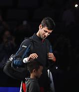 Shanghai Masters tennis tournament - 09 October 2018