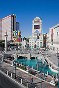 The Strip, Las Vegas, Nevada.The Venetian, Las Vegas, Nevada.
