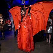 12th Annual PULSE Ultimate Halloween Bash at EMP - Most Elaborate Costume winner.