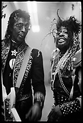 Bootsy Collins and George Clinton, Parliament / Funkadelic, Los Angeles 1980s