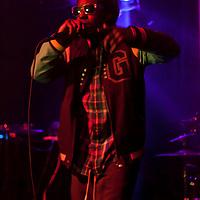 07-FEB-2013 -- Rap artisits BC, Big Iceberg, Family Affair, Legend Camp, Tef Poe and Big Sant, performing at STL Demo in St. Louis.