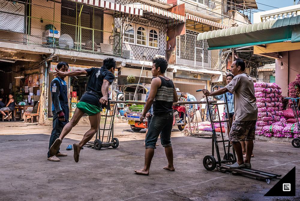 Thailand - Bangkok Color