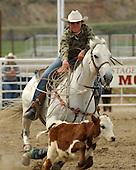 Rodeo: Calf Roping