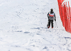 17.03.2017, Schladming, AUT, Special Olympics 2017, Wintergames, Ski Alpin, Einteilung Kategorie Novice, im Bild Tasic Svetozar (SRB) // during the Ski Alpine Assessment Novice at the Special Olympics World Winter Games Austria 2017 in Schladming Austria on 2017/03/17. EXPA Pictures © 2017, PhotoCredit: EXPA / Martin Huber