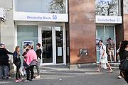 Deutsche Bank, Barcelona, Spain