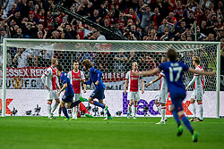 24-05-2017 SWE: Final Europa League AFC Ajax - Manchester United, Stockholm<br /> Finale Europa League tussen Ajax en Manchester United in het Friends Arena te Stockholm / Manchester scoort de 2-0