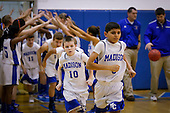 Wetsel Middle School Boys Basketball vs Rappahannock