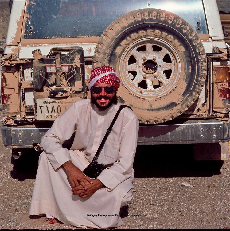 Wayne Eastep Al Amrah in Saudi Arabia