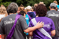 Goshen, New York - The Goshen Relay for Life was held on the Goshen High School track  on June 11, 2016.