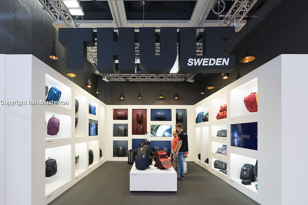 Thule stand at 2016  IFA (Internationale Funkausstellung Berlin), Berlin, Germany