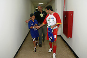 Belo Horizonte_MG, Brasil...Felipe Massa de uniforme para o jogo beneficiente do Crianca Esperanca no Mineirao...Felipe Mass with a uniform for the charity match of Crianca Espera in Mineirao...Foto: LEO DRUMOND / NITRO