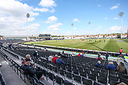 General view of the ground, before the One Day International match between England and Ireland at the Brightside County Ground, Bristol, United Kingdom on 5 May 2017. Photo by Andrew Lewis.
