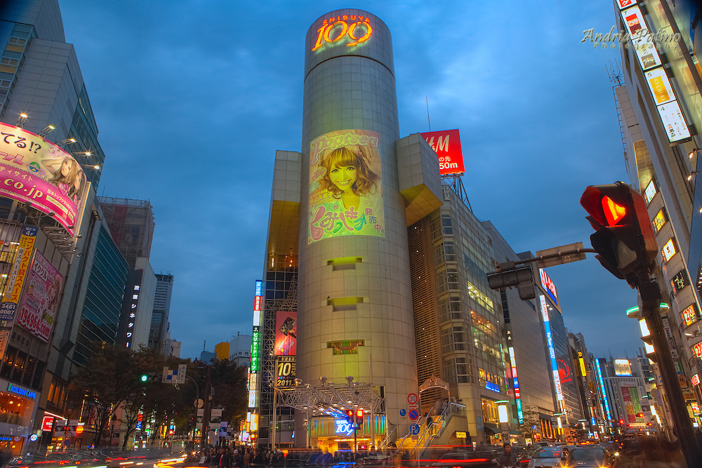 Shibuya Shopping District, Tokyo