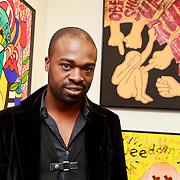 NLD/Amsterdam/20110324 - Opening Hers and His expositie van Eddy Zoey, Ramon Beuk