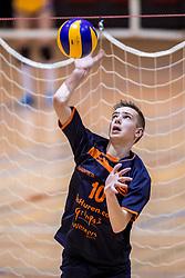 18-03-2017 NED:  Finale NOJK B finalisten, Doetinchem<br /> De B-teams waren de finaledag actief in Doetinchem, waar zij in het Topsportcentrum sportief zullen uitvechten wie zich het komende jaar Nederlands kampioen mag gaan noemen / Orion