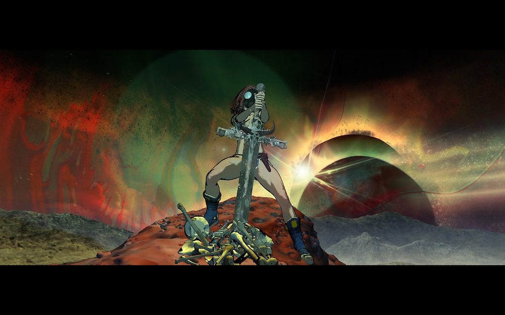 "Animator, Creator, Director - Tramaine Dion has brought his ruckus of characters to life in his debut 3D animated music video, ""Lapis Philosophorum"" for the metal band Junior Bruce off their forth coming album Endless Descent via A389 Recordings."