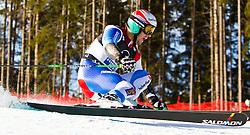 06.02.2011, Hannes-Trinkl-Strecke, Hinterstoder, AUT, FIS World Cup Ski Alpin, Men, Hinterstoder, Riesentorlauf, im Bild Sandro Viletta (SUI) // Sandro Viletta (SUI) during FIS World Cup Ski Alpin, Men, Giant Slalom in Hinterstoder, Austria, February 06, 2011, EXPA Pictures © 2011, PhotoCredit: EXPA/ J. Feichter