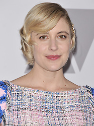 Greta Gerwig arrives at the 90th Annual Academy Awards Nominee Luncheon held at the Beverly Hilton in Beverly Hills, CA on Monday, February 5, 2018. (Photo By Sthanlee B. Mirador/Sipa USA)
