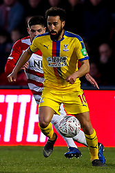 Andros Townsend of Crystal Palace - Mandatory by-line: Robbie Stephenson/JMP - 17/02/2019 - FOOTBALL - The Keepmoat Stadium - Doncaster, England - Doncaster Rovers v Crystal Palace - Emirates FA Cup fifth round proper