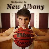 Mitchell Shettles of New Albany