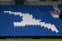 Football - 2016 / 2017 Sky Bet Championship - Brighton & Hove Albion vs. Burton Albion<br /> <br /> Snow falling at the Amex Stadium Brighton<br /> <br /> COLORSPORT/SHAUN BOGGUST