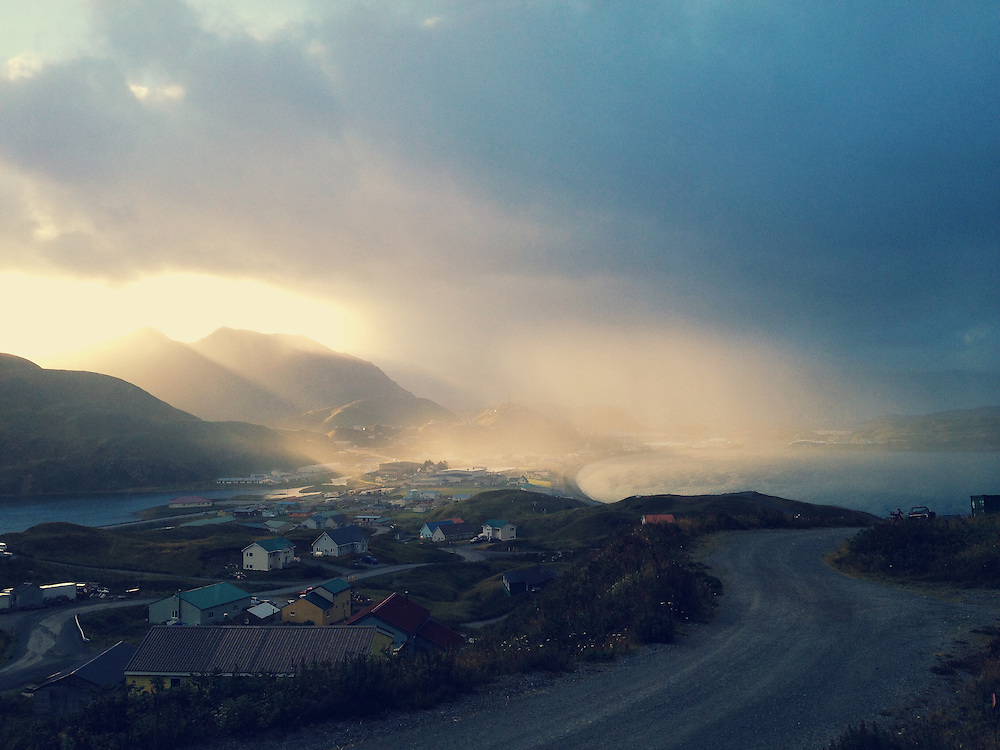 Dutch Harbor, Alaska<br />