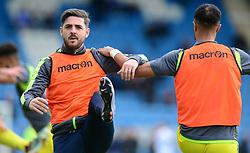 Robert Harris of Bristol Rovers warms up. - Mandatory by-line: Alex James/JMP - 14/04/2017 - FOOTBALL - MEMS Priestfield Stadium - Gillingham, England - Gillingham v Bristol Rovers - Sky Bet League One