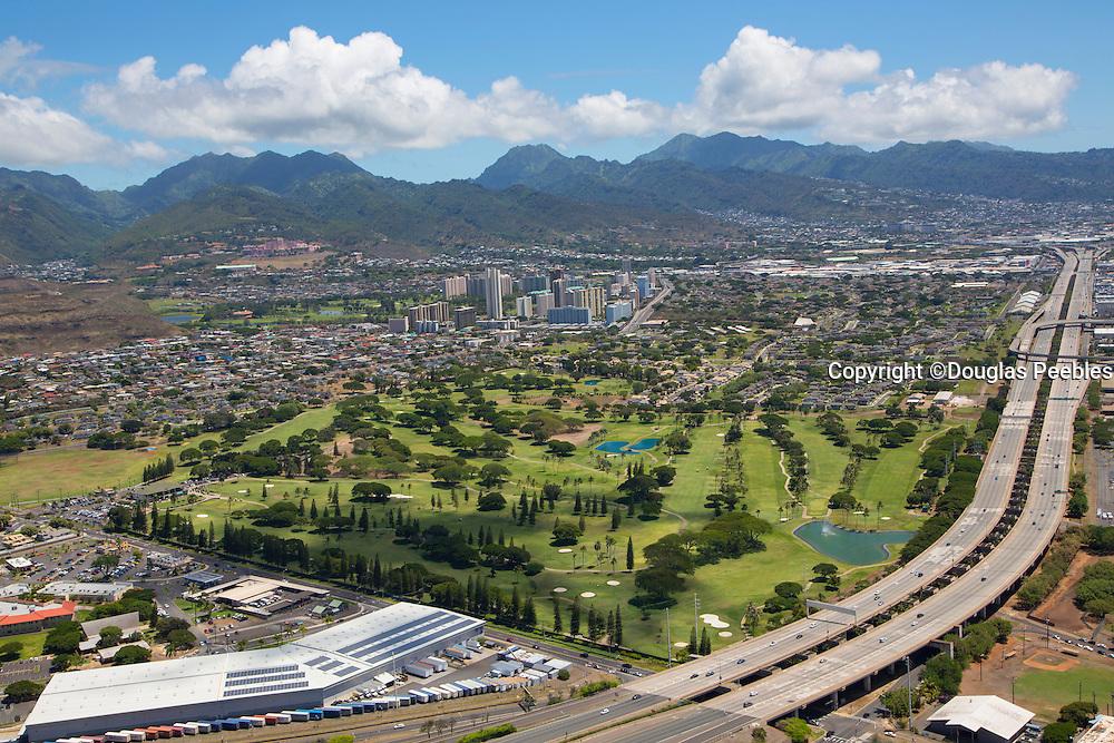 Navy Marine Golf Course, Honolulu, Oahu, Hawaii