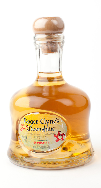 Roger Clyne's Moonshine de Mexico reposado -- Image originally appeared in the Tequila Matchmaker: http://tequilamatchmaker.com