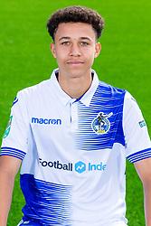 Luca Hoole - Ryan Hiscott/JMP - 14/09/2018 - FOOTBALL - Lockleaze Sports Centre - Bristol, England - Bristol Rovers U18 Academy Headshots and Team Photo