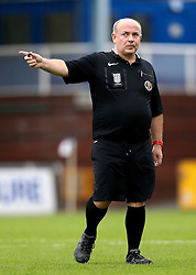 The Referee for the Bristol Fan Derby - Mandatory by-line: Robbie Stephenson/JMP - 04/09/2016 - FOOTBALL - Memorial Stadium - Bristol, England - Bristol Rovers Fans v Bristol City Fans - Bristol Fan Derby
