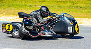 AHRMA Vintage Motorcycle races at Roebling Road, Pooler GA, @GetOlympus, OM-D E-M1 MkII, M Zuiko PRO Lenses