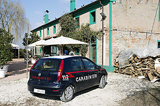 20130301 FURTO RISTORANTE LE CIVETTE CORONELLA
