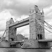 London, UK (B/W)