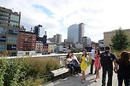 The High Line Park