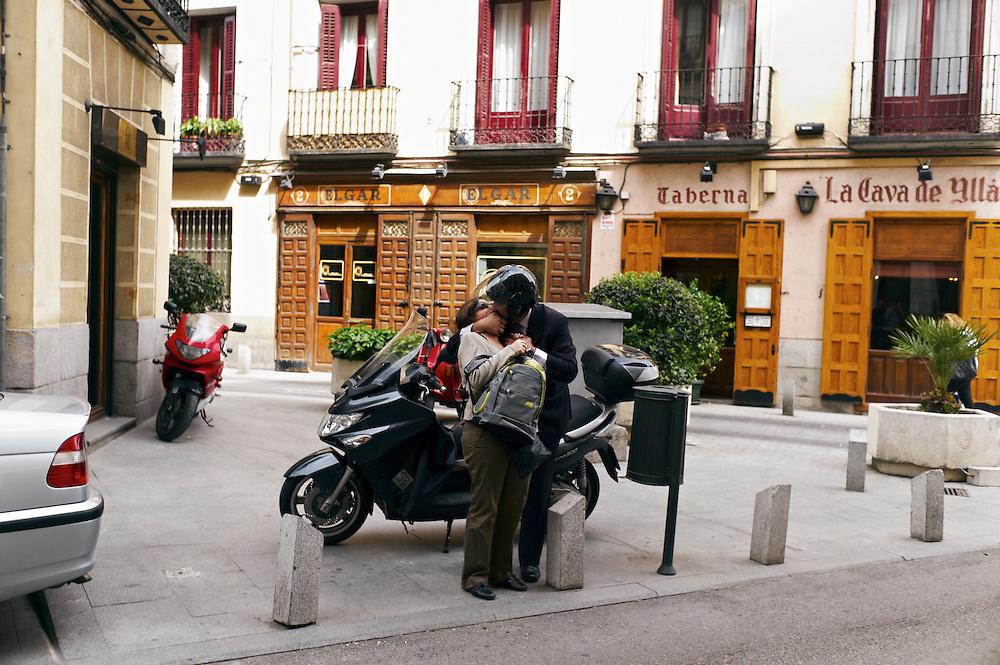 Madrid: div gatebilder