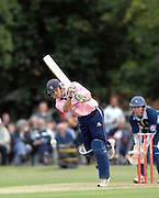 Uxbridge, GREAT BRITAIN, Nick COMPTON, during the Twenty20 Cup match between Middlx and Kent, at Uxbridge Cricket Ground, England Wed 27.06.2007  [Photo, Peter Spurrier/Intersport-images].....