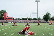 Ursline at Norwood girls' soccer; September 10, 2014. (Wicked Local Staff Photo/ Sam Goresh)